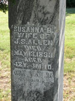Susanna B Allen