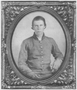 Pvt Elijah R. Amick