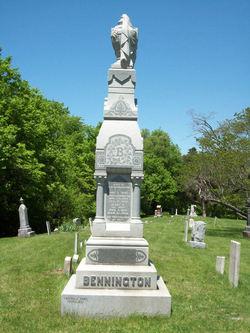 Mary Elizabeth <i>Haines</i> Bennington