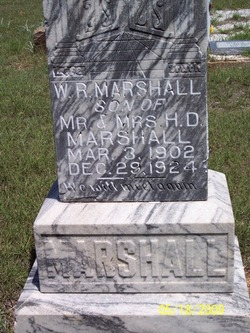 William Roy Marshall