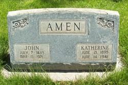 John Amen