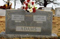 Berry Franklin Adams