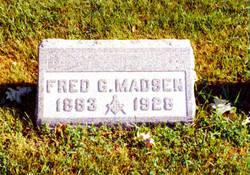 Frederick Garfield Madsen