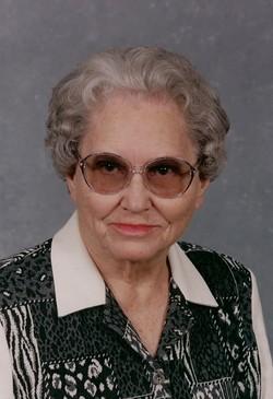 Mrs Mary <i>Marshall</i> Corley