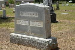 Sarah Frances Dickard