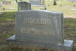 Mildred E. Dickard