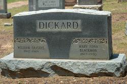 Mary Edna <i>Blackmon</i> Dickard