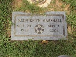 Jason Keith Marshall