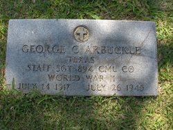 George C Arbuckle