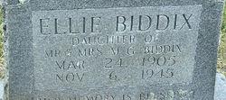 Ellie Biddix