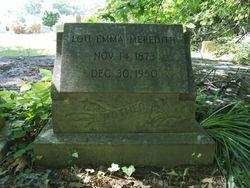 Lou Emma Meredith
