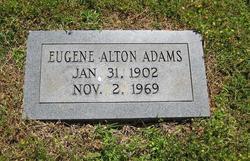 Eugene Alton Adams