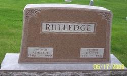 Almira Margaret <i>Safely</i> Rutledge