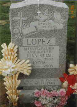 Vidal <i>Lopez</i> Mendez