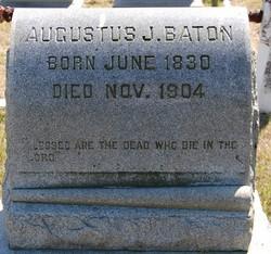 Augustus J Baton