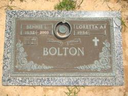 Bennie Lee Bolton