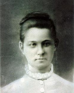 Josephine Abigail <i>McCurdy</i> Adams