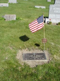 Corp William David Morgan