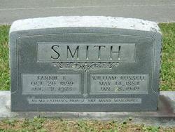 Fannie E <i>Brummett</i> Smith