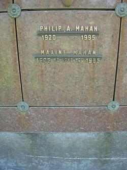Philip Mahan
