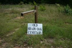 Old Shady Oak Cemetery