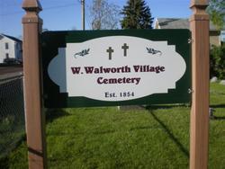 West Walworth Cemetery