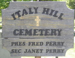 Italy Hill Cemetery