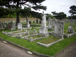Woolwich New Cemetery