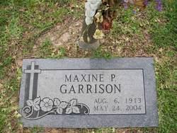Maxine Polson Garrison