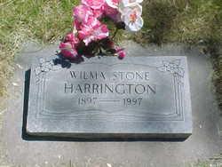 Wilma Orril <i>Stone</i> Harrington