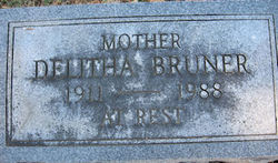 Delitha <i>Isaacs</i> Bruner