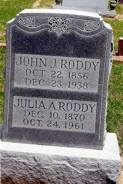 Julia Anna Roddy