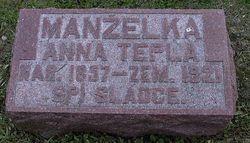 Anna <i>Popelka</i> Tepley