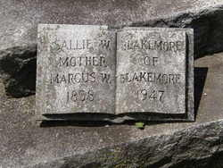 Sallie <i>Woolfolk</i> Blakemore