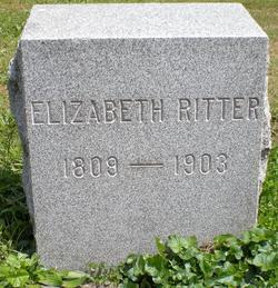Elizabeth <i>Fisher</i> Ritter