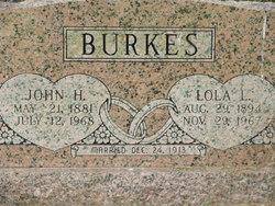 Lola Lynn <i>McQuagge</i> Burkes
