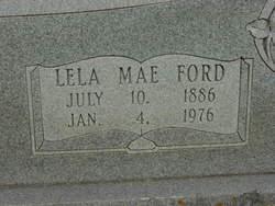 Lela Mae <i>Ford</i> Partin