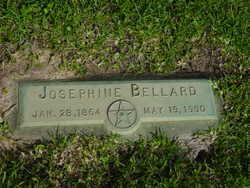 Josephine <i>Revia</i> Bellard