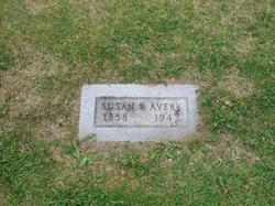 Susan <i>Brown</i> Avery