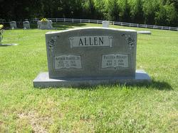 Pauleen <i>Penney</i> Allen