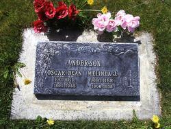 Melinda Jane <i>Bell</i> Anderson