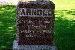 Rev Joseph Arnold