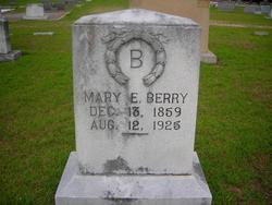 Mary Elizabeth Mollie Berry