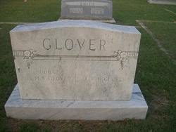Mrs Martha W Mattie <i>Hagood</i> Glover
