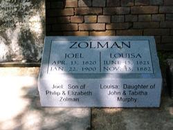 Louisa <i>Murphy</i> Zolman