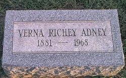 Verna Marie <i>Richey</i> Adney