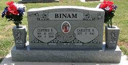 Clifford K. Binam