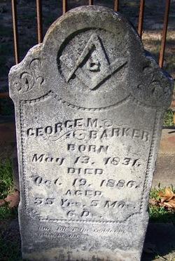 Col George M Barker