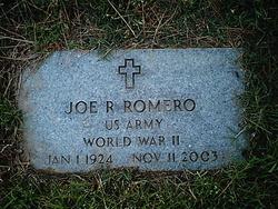 Joe R Romero