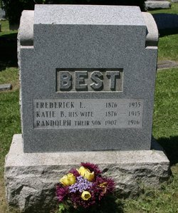 Randolph Frederick Best